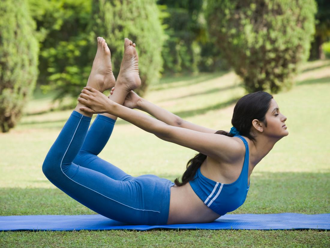 Health Benefits of Yoga Practice